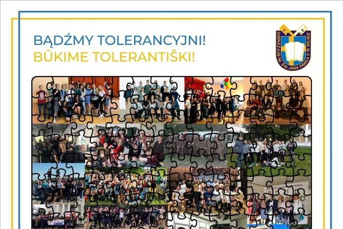 Międzynarodowy Dzień Tolerancji w wileńskich szkołach