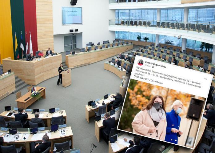 Polacy wybrani do litewskiego Sejmu odebrali legitymacje poselskie