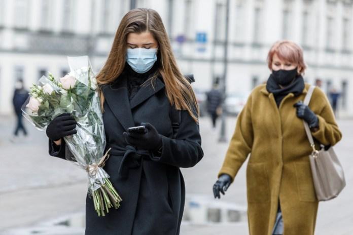 Litwa: 1 980 nowych przypadków zachorowań