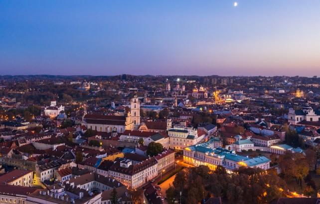 Uniwersytet Wileński rozpoczął zbiórkę na rzecz białoruskich studentów