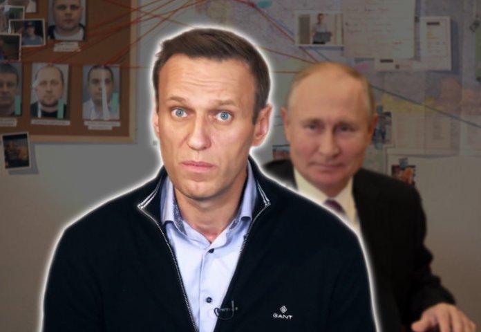 """""""Efesbeszniki"""" Putina rozgryzieni? Nawalny wyspowiadał zamachowca"""