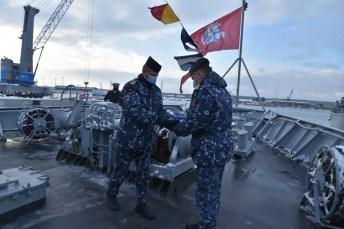 Członkowie Stałego Zespołu Obrony Przeciwminowej NATO