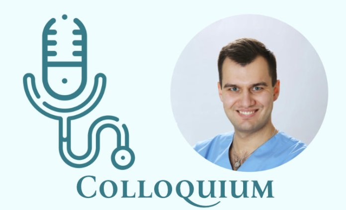 Aleksander Sudujko w projekcie Colloquium.