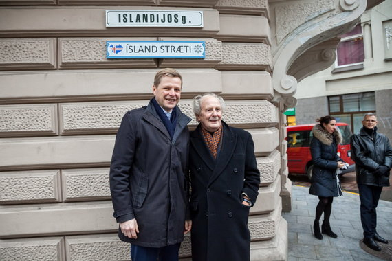 """30. rocznica uznania niepodległej Litwy. Islandia: """"Litwa nigdy prawnie nie należała do ZSRS"""""""