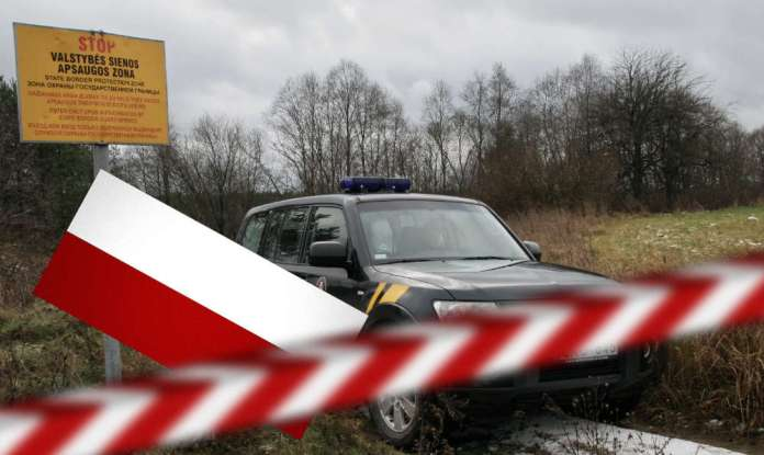 Dziś wchodzi w życie zaostrzona kontrola granicy z Polską