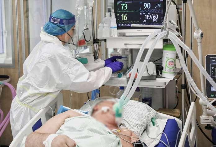 COVID na Litwie: blisko 330 przypadków na 100 tys. mieszkańców, 103 osoby trafiły do szpitala