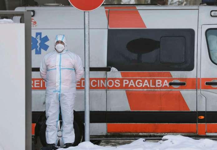COVID na Litwie: przekroczono granicę 200 tys. zarażonych od początku pandemii