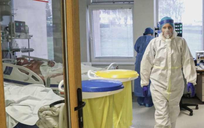 COVID na Litwie: ponad tysiąc nowych przypadków, ponad 20 tys. zaszczepionych