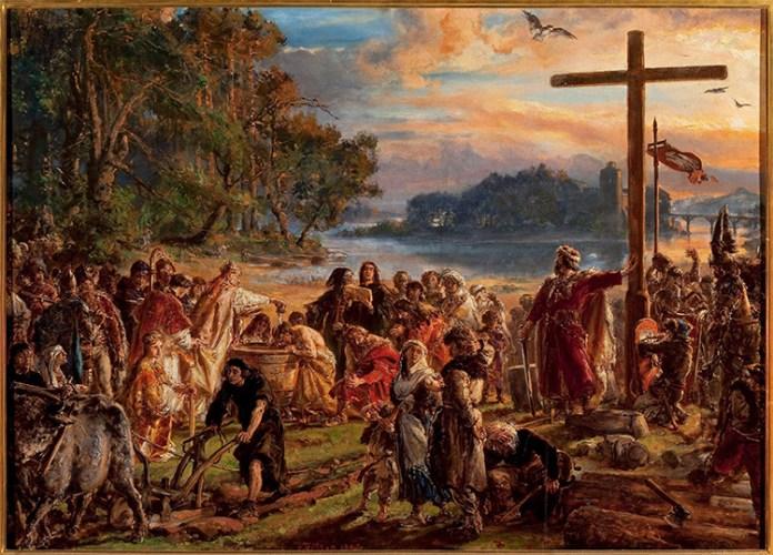 Chrzest Polski – dzień, który odmienił nasze dzieje