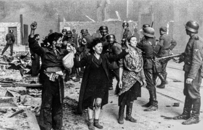 Przemówienie prezydenta Andrzeja Dudy w 78. rocznicę wybuchu Powstania w Getcie Warszawskim