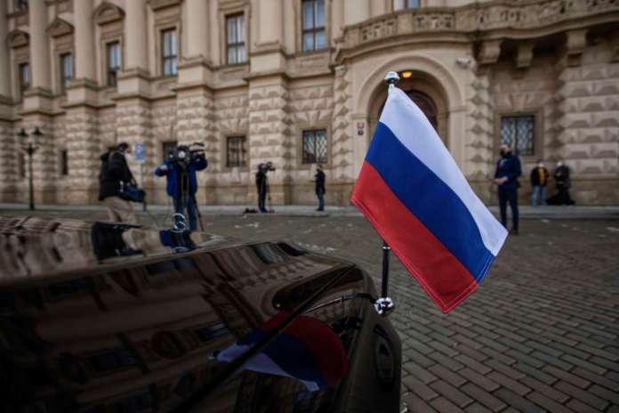 Rosja wydala dwoje dyplomatów Litwy