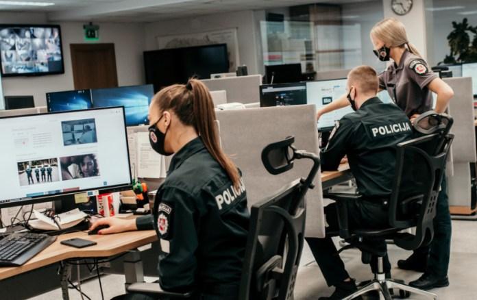 Wirtualny patrol policyjny już w akcji