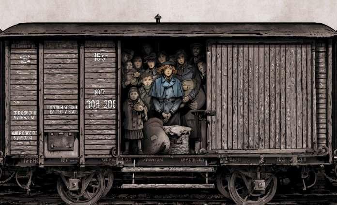 81. rocznica drugiej deportacji na Sybir — premiera komiksu o losach wywiezionych