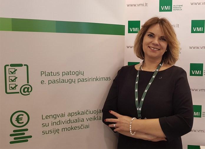 Ginevičienė: Termin spłaty nadpłat podatku dochodowego nie ulega zmianie