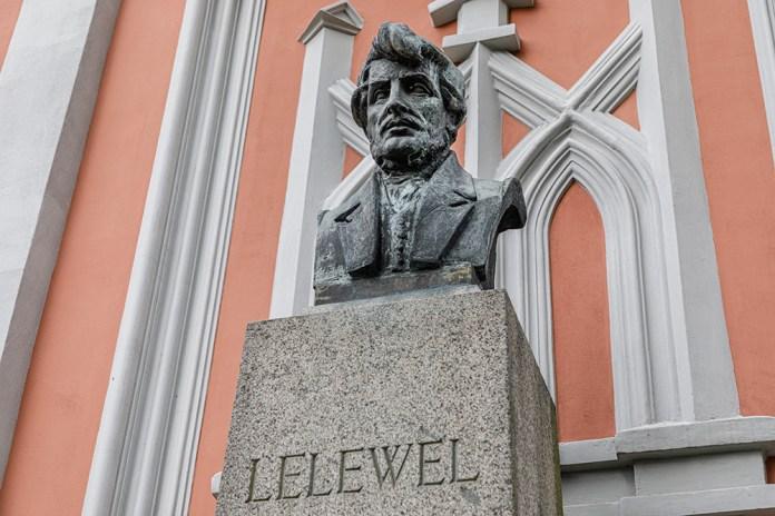 Lelewel – wybitny Polak do Wilna przywiązany