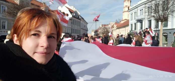 """Ilona Rudenia: """"Wyrwałam się z białoruskiego piekła"""""""