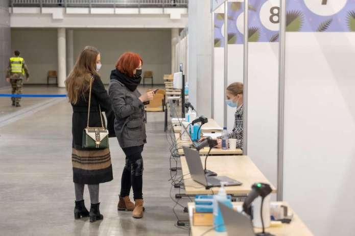 Szczepienia w Wilnie. Miasto zaprasza maturzystów jeszcze przed egzaminami
