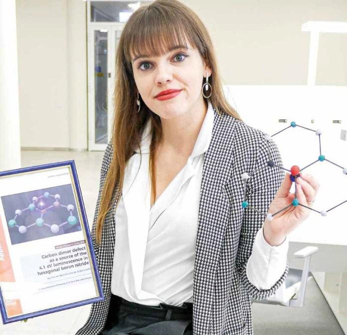 Uroki fizyki i radość odkrywania: Marzena Mackojć-Sinkevičienė