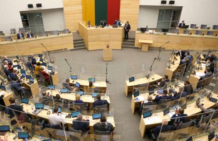 Čmilytė-Nielsen: cenzus 21 lat do Sejmu byłby logiczny