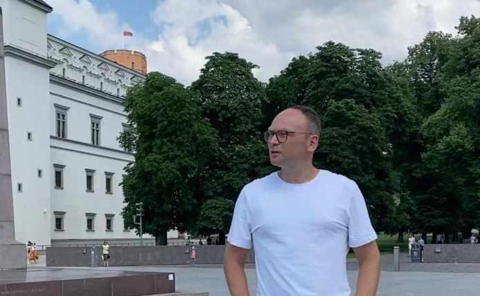 Zwolennik Nawalnego Kraszeninnikow przebywa w Wilnie. Do Rosji mu nie spieszno