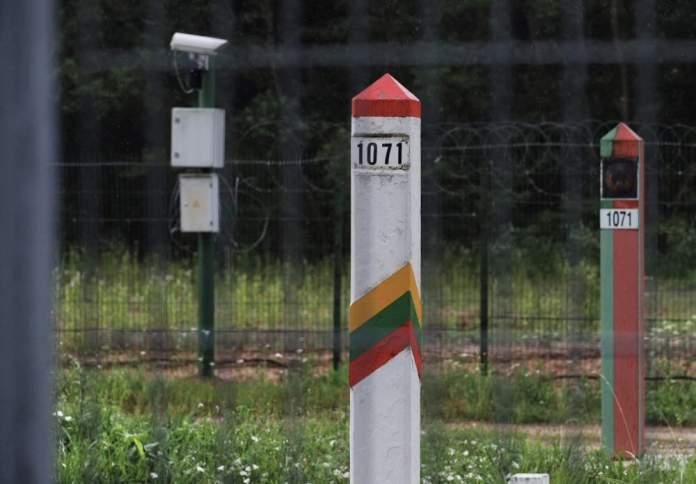 Litwa uszczelnia granicę, Polska również —pogranicznicy obu krajów koordynują działania