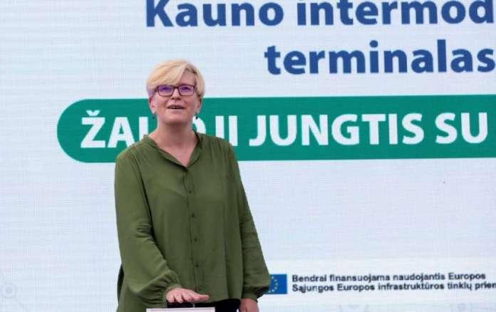 """Litwa dokłada cegiełkę do Rail Baltica, w Kownie otwarto terminal. """"Orientacja na rynki zachodnie jest bardziej niezawodna"""""""