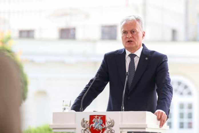 Doroczna konferencja prezydenta — ocenił relacje polsko-litewskie i szczepienia