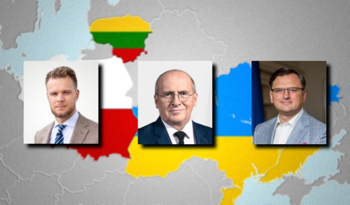 Dziś rocznica powstania Trójkąta Lubelskiego. Komentarze ministrów Litwy, Polski i Ukrainy