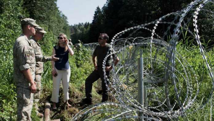Podwójne ogrodzenie na granicy. Milionowy przetarg