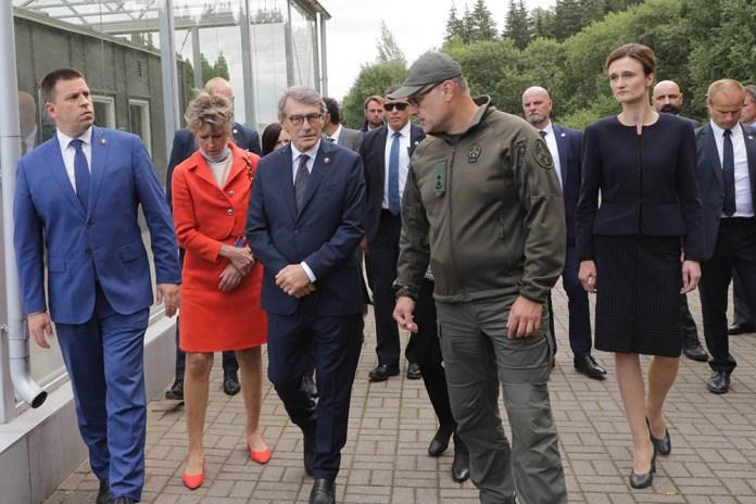 Atakując Litwę, Łukaszenka atakuje UE