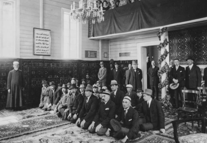 Po sowieckiej agresji wileński meczet zniknął z mapy miasta