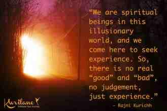 No Judgement.