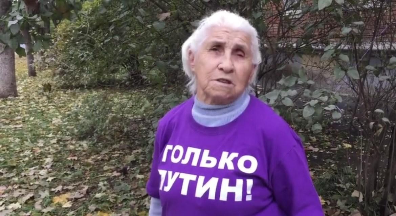 Бабушки Путина ждут возвращения Навального из страсбургского суда
