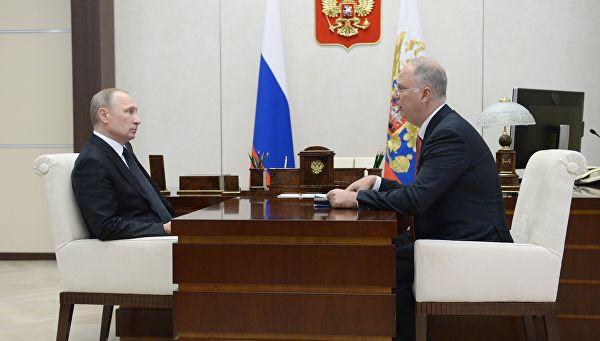 Путина пригласили на открытие моста в Нижнеленинском