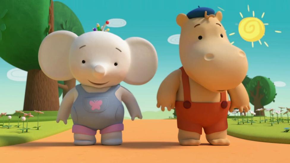Российский мультик «Тима и Тома» в КНР посмотрели почти 900 миллионов раз