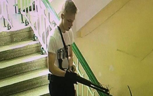 О массовой стрельбе в керченском колледже снимут фильм. Продюсер — Тимур Бекмамбетов