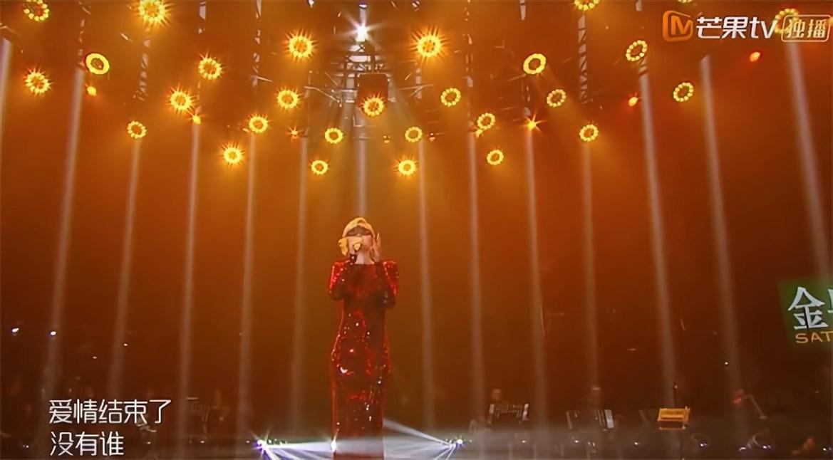 Полина Гагарина участвовала в самом популярном музыкальном шоу Азии «The Singer» в Китае