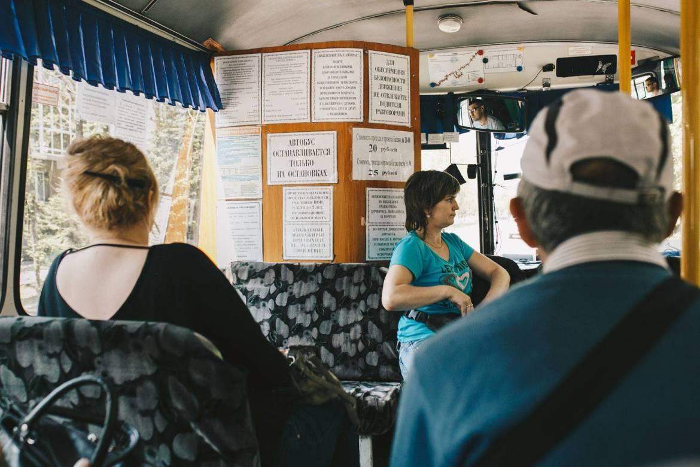 Как сегодня передвигаться по Биробиджану на машине и общественном транспорте?