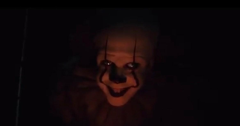 Самый страшный клоун в мире вернулся в продолжении киноужаса «ОНО» по роману Стивена Кинга (ВИДЕО)