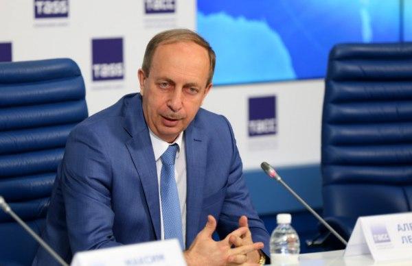 Губернатор ЕАО прибыл на ПМЭФ-2019 и сделал «сенсационные» заявления для «ТАСС»
