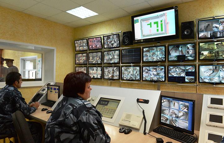 Двое заключенных в ЕАО разгромили камеры видеонаблюдения в исправительной колонии