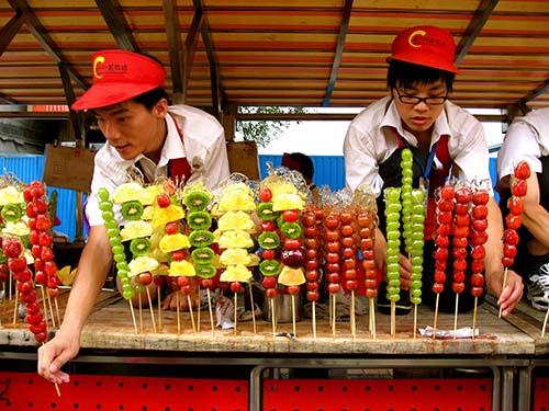 Вернутся ли китайские фрукты в Россию?