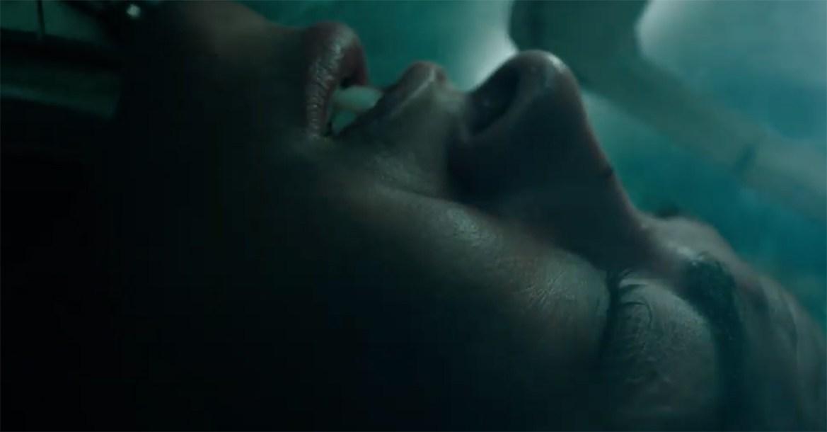 «Под водой» – новый хоррор про морское землетрясение и монстров