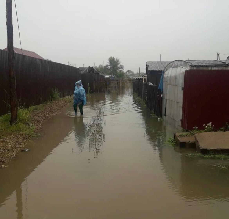 В ЕАО подтоплены 16 населенных пунктов, 14 дорог и почти тысяча приусадебных участков – МЧС