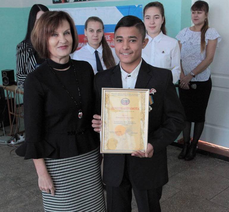 Школьник Михаил Оглы из ЕАО второй год подряд спасает тонущих людей