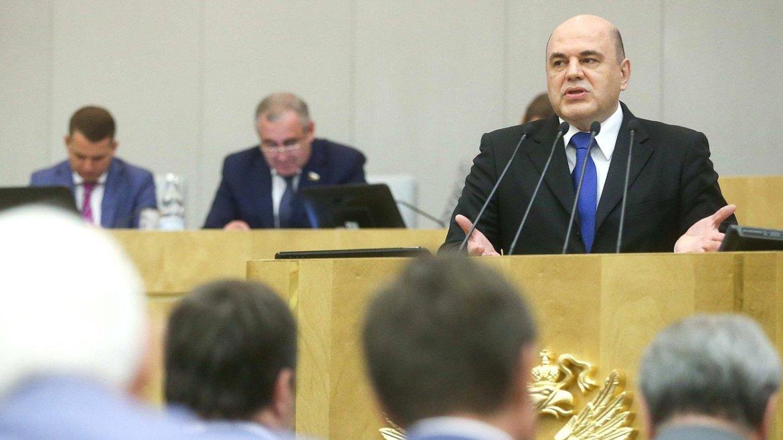 Госдума рассматривает кандидатуру Михаила Мишустина на пост премьера. Live