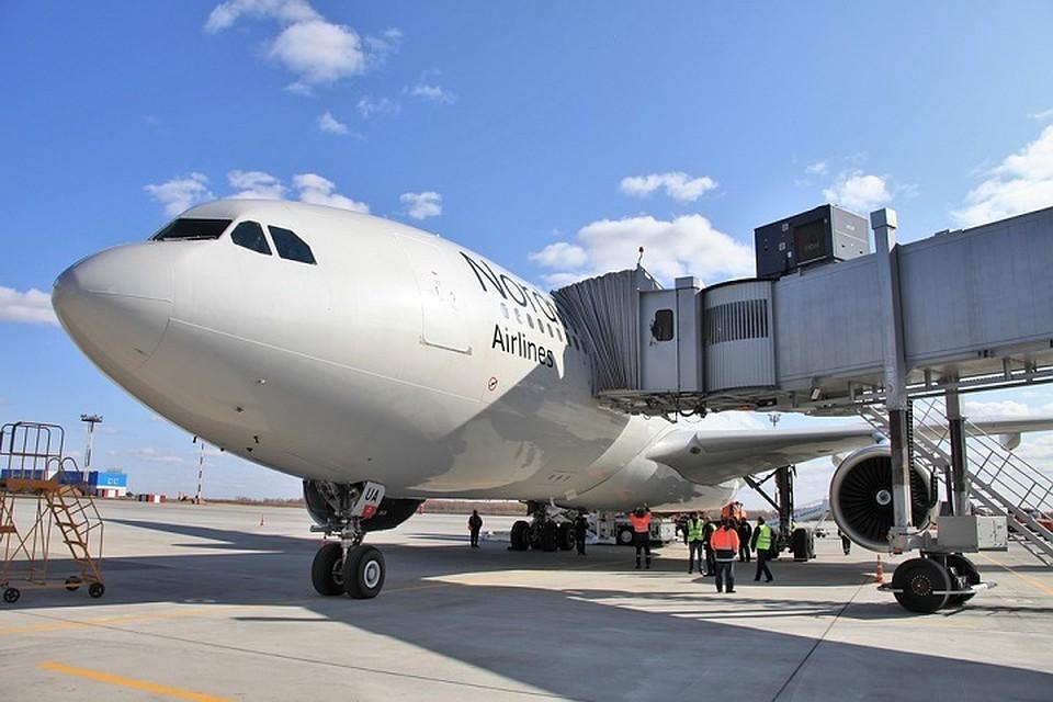 В аэропорту Хабаровска с рейса на остров Фукуок решили снять пьяного пассажира.  Но он всё же напал на российского пограничника