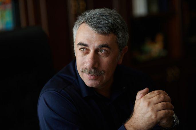 Доктор Комаровский отвечает на 25 вопросов о коронавирусе, в том числе о возможности заразиться во время секса