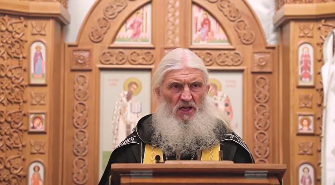 Духовник Поклонской предложил сделать  Биробиджан местом ссылки для тех, кто поддерживает пандемию COVID-19