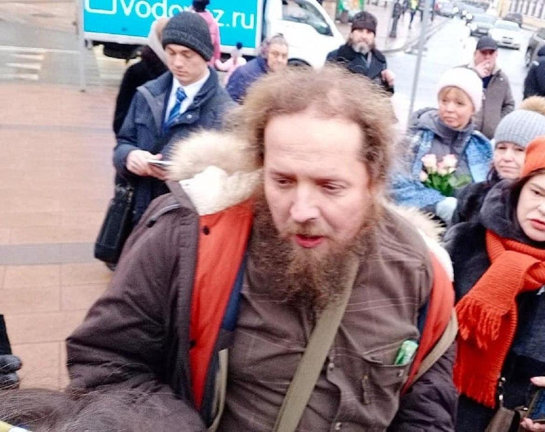 Блогеру Михаилу Баранову назначили штраф в 1000 рублей за публичную демонстрацию  нацистской символики